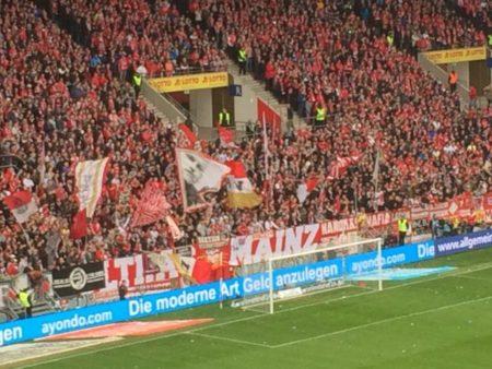 Bei 1. FSV Mainz 05 vs. FC Schalke 04 (Deutsche Bundesliga 2016/17) (c) Brunmüller