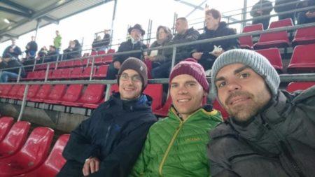 Bei 1. FC Köln vs. Hertha BSC (Deutsche Bundesliga 2016/17) (c) Wieser