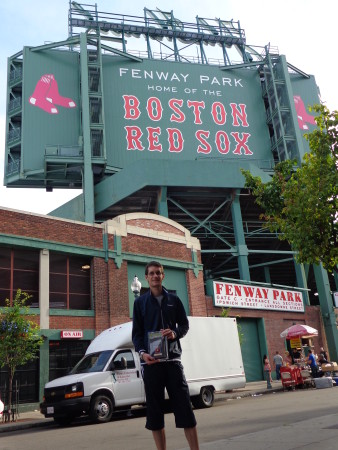 Stadiontour Fenway Park (Boston Red Sox) 2015 (c) Mihelic